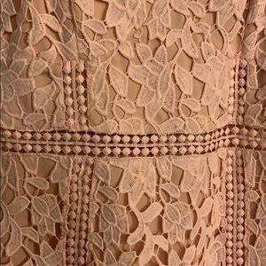 Lulu's Dresses - Form Fitting Lace Dress